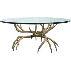 1stdibs - Aluminum Antler Table by Arthur Court explore items from 1,700  global dealers at 1stdibs.com