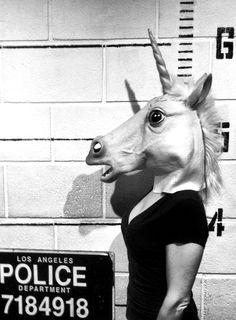 Unicorn. °