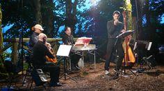 """Concerto all'alba con il Gruppo Caronte - Parco Roccolo di Pieve di Cadore - musiche dalla raccolta """"Scarafaggi e Regine"""""""