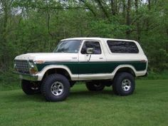 15 Best 1978 Ford Bronco Images In 2019