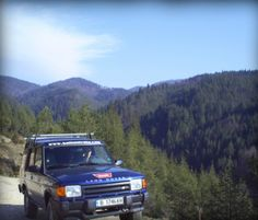"""4x4 car """"rally"""" and see the fantastic  scenery the Rhodopi Mountains has to offer  www.chaletsatpamporovovillage.com"""