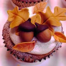 Acorn Cupcakes