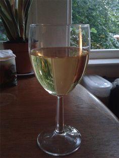 Review: Cal y Canto Viura Verdejo 2012 from Virgin wines.    Great with Indian food!