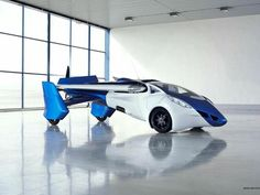 The AeroMobil 3.0 brings us one step closer to what we all thought we'd have in the future -- a flying car.