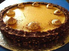 Caffe Latte Cheesecake Recipe
