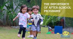 The #Importance of #after #school #child #care #Programs.