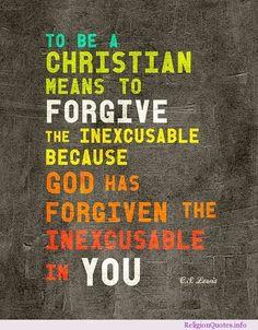 Forgiveness, Toby Mac- So true for me