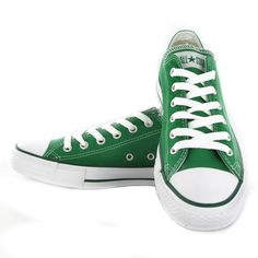 Image detail for -Converse All Star Ox Green Mens Trainers - Converse - Brands
