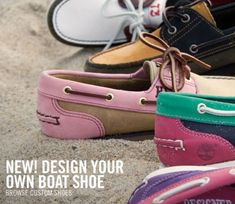 081e91b2ded Thumbnail image for Timberland  Design Your Own Boat Shoes
