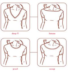 How To Choose a t shirt. If you have broad shoulders, try a deep v with a tank under. It narrows out the shoulders a bit and draws attention away from them. Also if your busty, stay away from jewel style tops, it just adds more bustyness