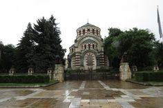 Mausoleum in Pleven, Bulgaria