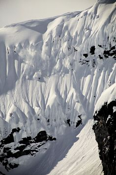 Take a deep breath… Athlete: Candide Thovex #quiksilver #enjoytheride