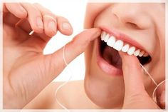 "Dental Tip 4: ""Next to the toothbrush, dental floss is the most effective tool for the prevention of decay"""