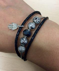 Pandora - Essences collection Courage Stability Confidence Spirituality Appreciation