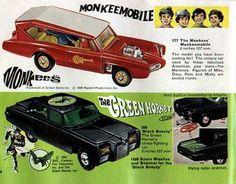 Monkeemobile, Green Hornet Black Beauty
