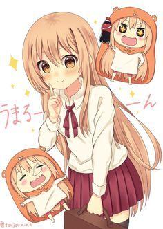 Umaru #anime #animegirl