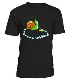 5c2baea235 Snail Mopping That Trail Animals Custodian Janitor Funny Tee . Special  Offer, not available
