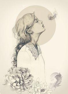 inspiring-illustration:    wj313