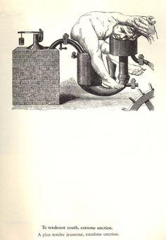 Max Ernst | La Femme 100 Têtes | 1929 davidcharlesfoxexpressionism.com #maxernst #abstractart #lafemme100Têtes #painting #collage #comicbook