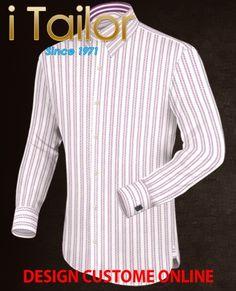 Design Custom Shirt 3D $19.95 costume Click http://itailor.fr/costume/