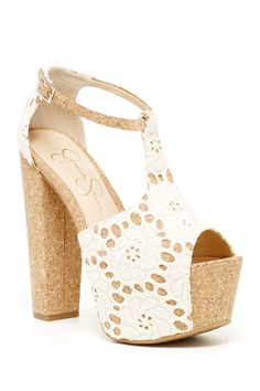 Jessica Simpson Dany Platform Sandal by Jessica Simpson on @nordstrom_rack