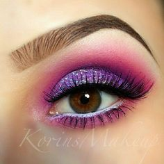 Purple and pink!!!!! You like it??