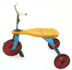 Weiteres - Original Dreirad aus den 50er/60er Jahren Vintage - ein Designerstück…