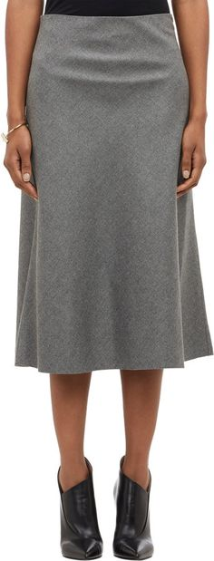 Might be interesting to try a skirt like this but hate the shoes.