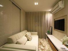 Com quartinho  fechado, hóspede pode dormir no sofá-cama. (Foto: Gilson Barbosa)