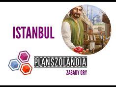 Planszolandia: Wideo recenzja i zasady gry Istanbul # 79