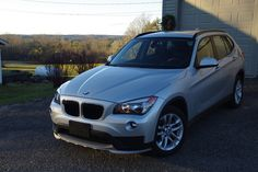 Picture of 2015 BMW X1 xDrive28i, exterior front & side