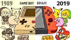 Game boy and switch Game Boy, Playstation, Nintendo Characters, Nintendo Games, Super Nintendo, Super Smash Bros, Super Mario Bros, Game Quotes, The Legend Of Zelda