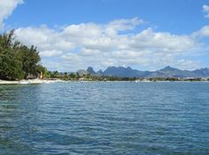 Le Victoria, Mauritius - View from the beach (Thunderboltz, Oct 2013) Great family holiday