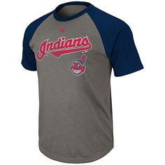 Cleveland Indians Record Holder Raglan T-Shirt - MLB.com Shop