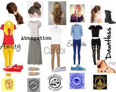 divergent style