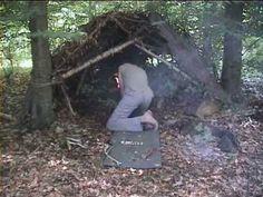 Bushcraft & Survival 9 - Brot backen in der Glut - http://back-dein-brot-selber.de/brot-selber-backen-videos/bushcraft-survival-9-brot-backen-in-der-glut/