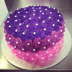 Custom Cakes Gallery at Serano Bakery Swirl Cake, Cake Gallery, Occasion Cakes, Custom Cakes, Rosettes, Special Occasion, Bakery, Birthday Cake, Desserts