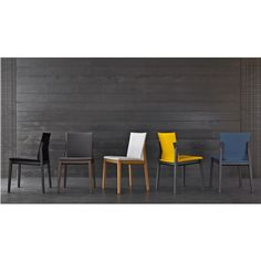 Sedia Breva - design Arik Levy - Molteni&C