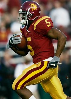 USC Trojans - Reggie Bush - Heisman Winner # 7