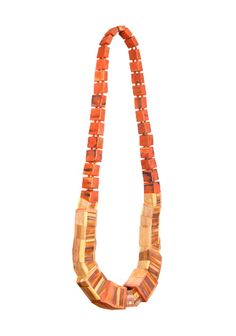 TABEA REULECKE-DE  Neckpiece: The Collection  Different types of local and tropical woods