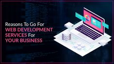 Reasons to go for web development services for your business . . . #development #websitedevelopment #webdevelopment #website #websitedesign #webdesign #developer #designing #technology #ecommerce #creative #design #software #softwaredevelopment #startup #business #digitalmarketing #socialmedia