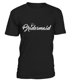 Bridesmaid Shirt  Ask Your Bridesmaids With A Gift