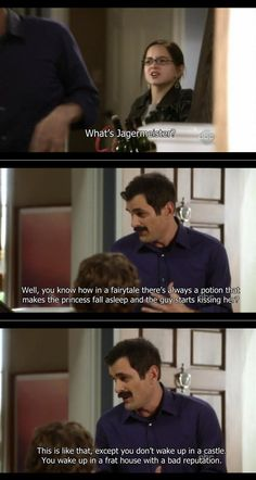 """One of my all-time favorite """"Modern Family"""" quotes"""