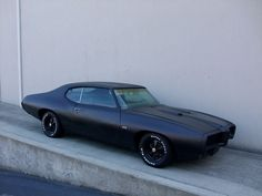 1969 Pontiac GTO -- (Used in The Punisher 2004)