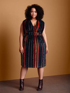 Blogger Gabi Fresh Is The New Face Of ASOS Curve Fall 2015 Look Book