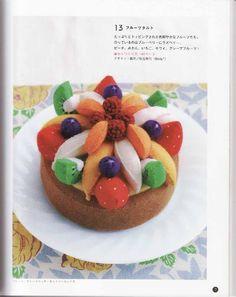 Вкусняшки.Журнал. - Овощи,фрукты,еда из ткани - Журналы по рукоделию - Страна рукоделия