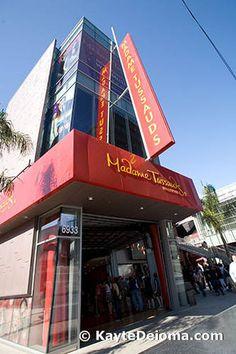 Madame Tussauds Wax Museum - Hollywood