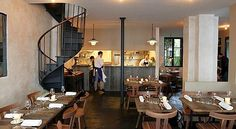 Le Septime, Paris 11e: Fooding restaurant, one of the best in town