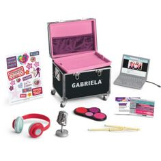 Gabriela's Performance Case | Girl of the Year | American Girl
