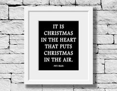 Christmas Quote, Holiday Quote, Christmas Decoration, Family Quote, Life Quote